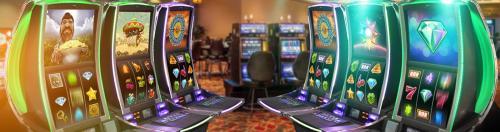 Spielautomaten im Online Casino